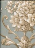 Classic Silks 3 Wallpaper CS35621 By Norwall For Galerie